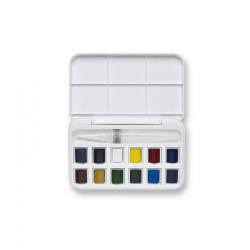 Cotman water colours Brush pen set