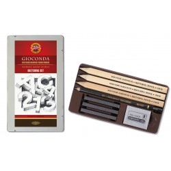 Gioconda professional sketching set 8892