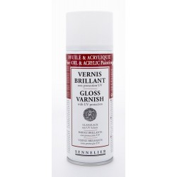 Barniz Spray Brillante