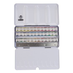 74436 Horadam Aquarell metal set x36