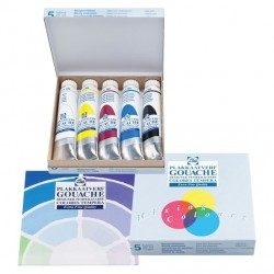 Gouache Set primarios 20ml Royal Talens