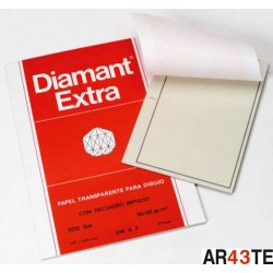 Diamant Extra, Papel vegetal