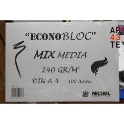 Econobloc Mix Media